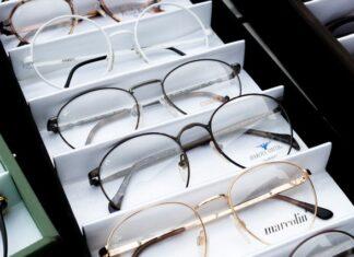 modne oprawki do okularów męskich